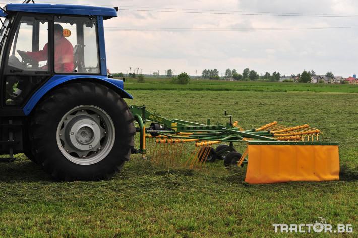 Други PRONAR Сеносъбирач ZKP 420 2 - Трактор БГ