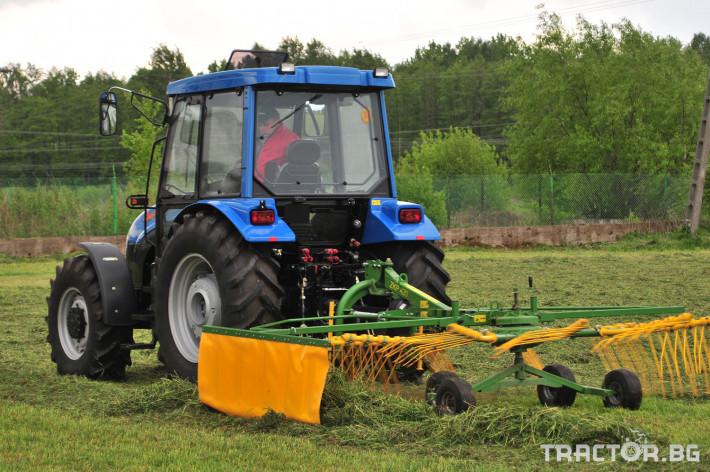 Други PRONAR Сеносъбирач ZKP 420 3 - Трактор БГ