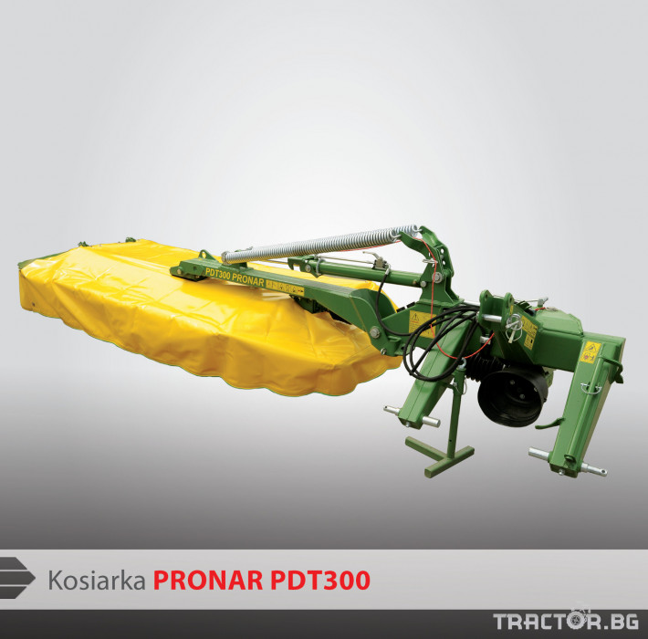 Косачки PRONAR косачка PDT 300 0
