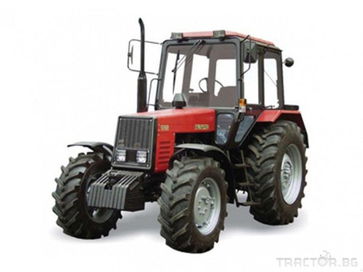 Трактори Беларус МТЗ 1025.2 0 - Трактор БГ