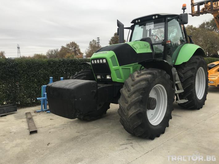 Трактори Deutz-Fahr X720 0 - Трактор БГ