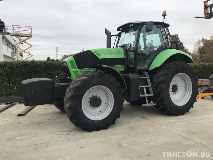 Трактори Deutz-Fahr X720 1 - Трактор БГ