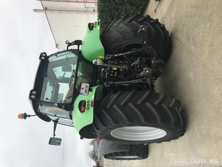 Трактори Deutz-Fahr X720 3 - Трактор БГ