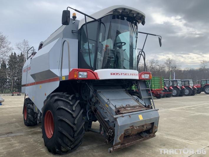 Комбайни Vector 410 2 - Трактор БГ