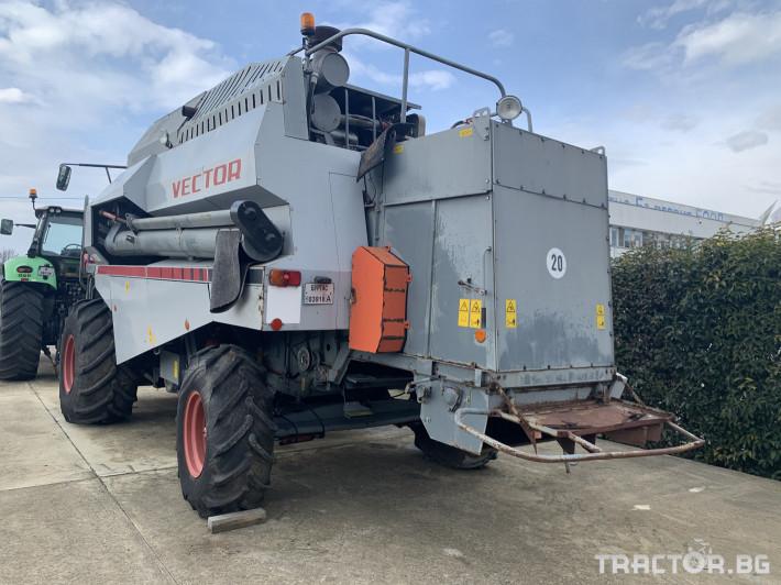 Комбайни Vector 410 3 - Трактор БГ